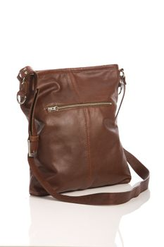 Leechi Designs Road Sling Bag Brown