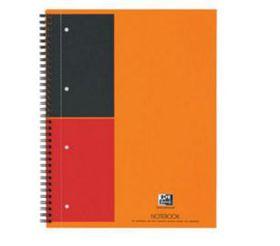 Oxford International A4 Ruled Notebook