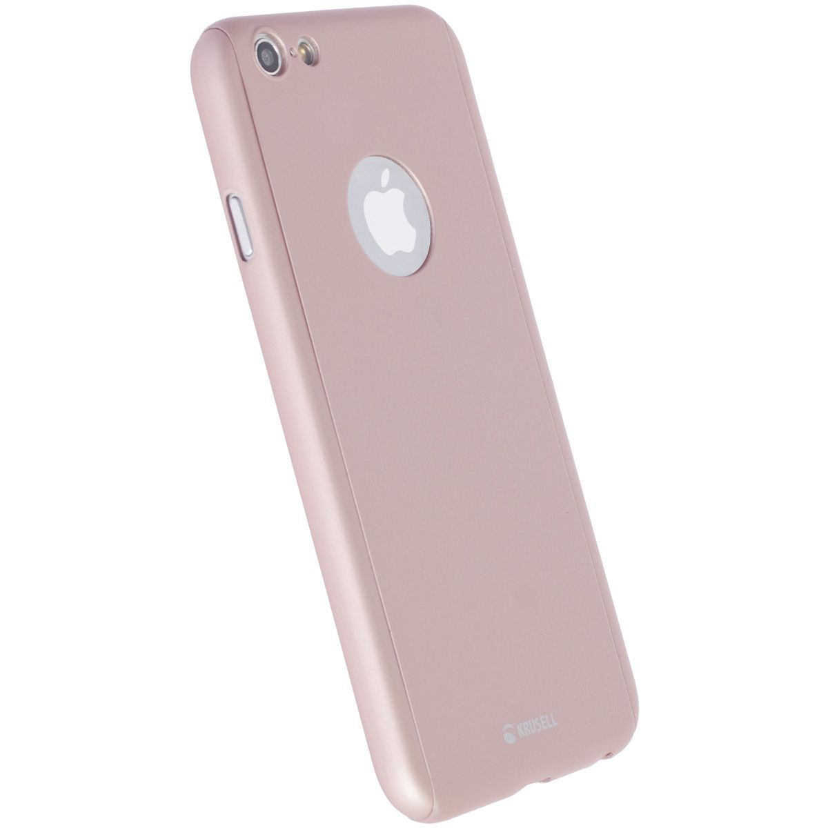 iphone 6 colors rose gold. krusell arvika cover for apple iphone 6/6s - rose gold (includes glass screen iphone 6 colors