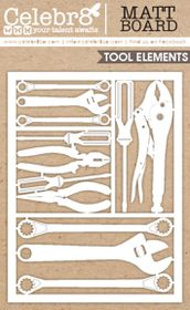 Celebr8 Macho Man Matt Board Equi - Tools