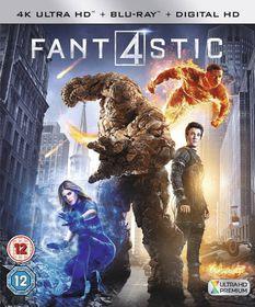 Fantastic Four (4K Blu-ray)