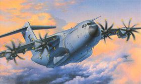 """Revell Airbus A400M Transporter """"Grizzly"""""""