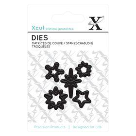 Xcut Mini Dies - Mini Stars