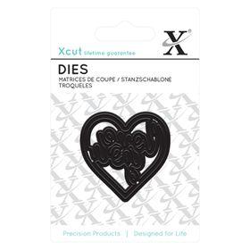 Xcut Mini Dies - Love You Heart