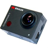 Braun Champion II - Full HD with Wi-Fi and Acessories