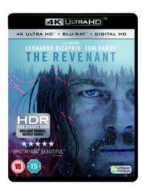 Revenant (4K Blu-ray)