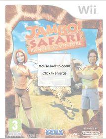Jambo! Safari Ranger Adventure (Wii)