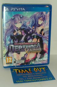 Hyperdimension Neptunia Re;Birth3: V Generation (PS Vita)