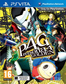 Persona 4 Golden (PS Vita)