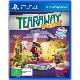 Tearaway Unfolded: Messenger Edition (PS4)