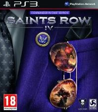 Saints Row IV (4) Commander in Chief Edition (PS3)