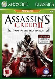 Assassin's Creed II GOTY Edition - Classics (Xbox 360)