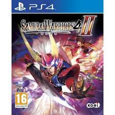 Samurai Warriors 4 - II (PS4)