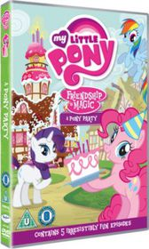 My Little Pony - Friendship Is Magic: A Pony Party (DVD)