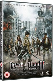 Attack On Titan: Part 2 - End of the World (DVD)