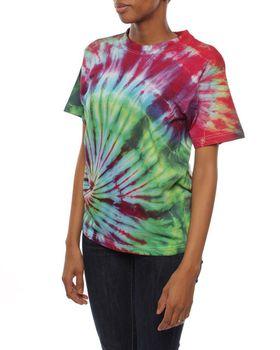 Original Hippies Tie-Dye Unisex T-Shirt - Multicolour
