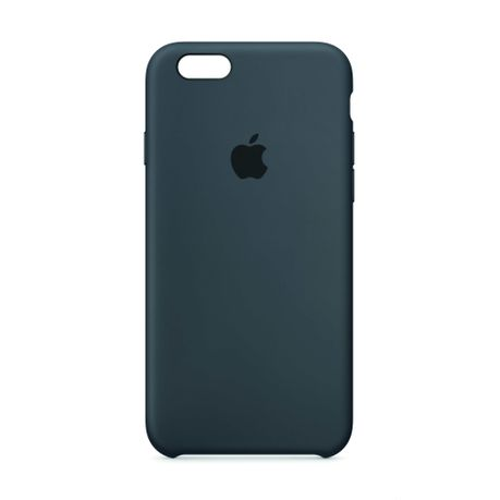 the latest 8de00 635db Apple iPhone 6s Silicone Case - Charcoal Gray