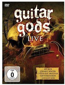 Guitar Gods Live (DVD)