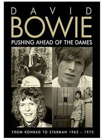 David Bowie: Pushing Ahead of the Dames (DVD)