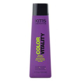KMS ColorVitality Blonde Shampoo - 300ml