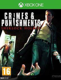 Sherlock Holmes - Crimes & Punishments (Xbox One)