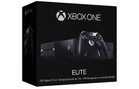 Xbox One Elite Console 1TB with Xbox One Controller (Xbox One)