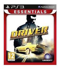 Driver San Francisco - Essentials (PS3)