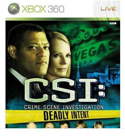 CSI: Crime Scene Investigation - Deadly Intent (Xbox 360)