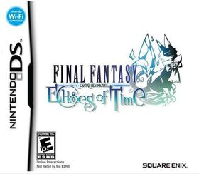 Final Fantasy Crystal Chronicles: Echoes of Time  (NDS)