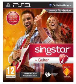 SingStar Guitar (PS3)