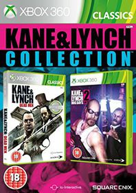Kane & Lynch 1 & 2 Doublepack - Classics (Xbox 360)