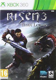 Risen 3: Titan Lords - First Edition (Xbox 360)