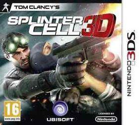 Tom Clancy's Splinter Cell 3D (3DS)