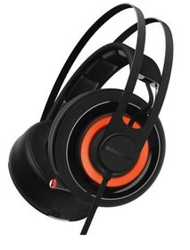 Steelseries Gaming Headset - Siberia 650 - Black