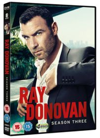 Ray Donovan: Season Three (DVD)