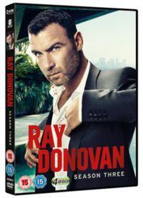 Ray Donovan: Season Three (DVD)