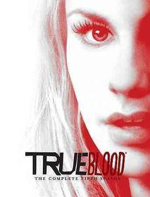 True Blood:Complete Fifth Season - (Region 1 Import DVD)