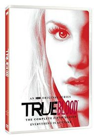 True Blood:Complete Fifth Season - (Region 1 Import DVD)