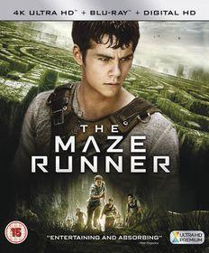 Maze Runner (4K Blu-ray)