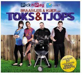 Various - Toks & Tjops Rugby en Braaivleis (CD)