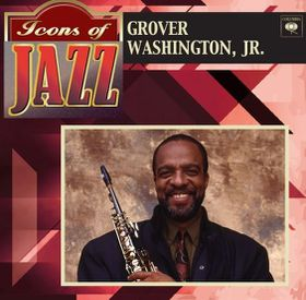 Grover Washington, Jr - Icons Of Jazz (CD)