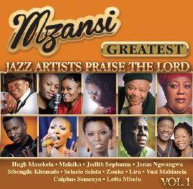 Various - Mzansi Greatest Jazz Artist Praise The Lord (CD)