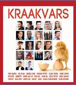 Various - Kraakvars (CD)