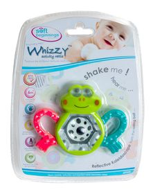 Soft-Beginnings - Whizzy 5 Activity Rattle