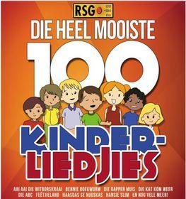 RSG Die Heel Mooiste 100 Kinderlietjies (CD)