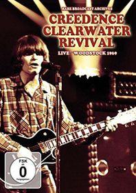 Creedence Clearwater Revival: Woodstock (DVD)