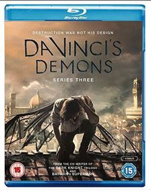 Da Vinci's Demons: Series 3 (Blu-ray)
