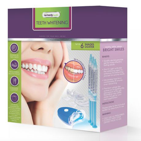 Remedy Health Professional Teeth Whitening Home Kit Buy Online