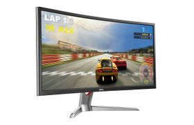 "BenQ XR3501 35"" Curve LED Monitor"