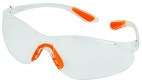 Fragram - Safety Spectacle Clear - Orange